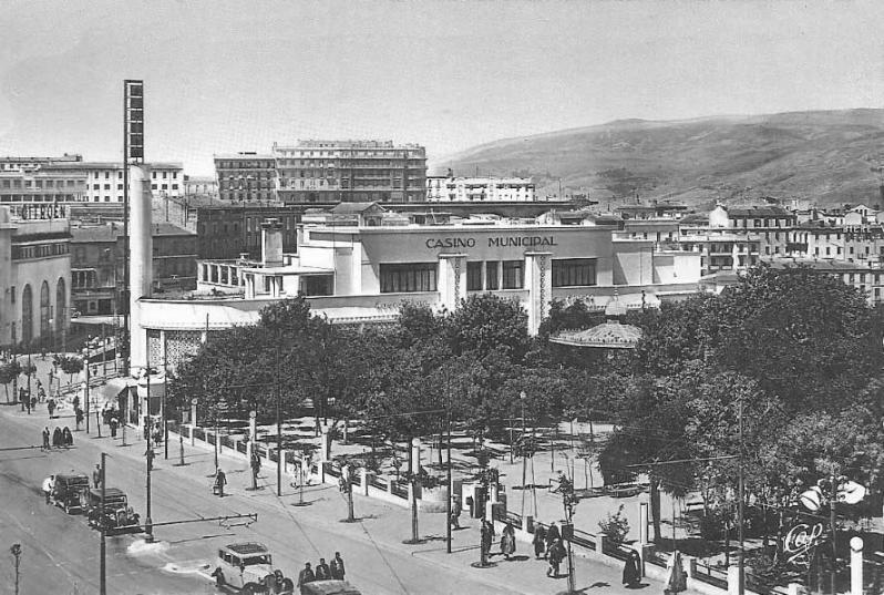 Constantine le casino municipal