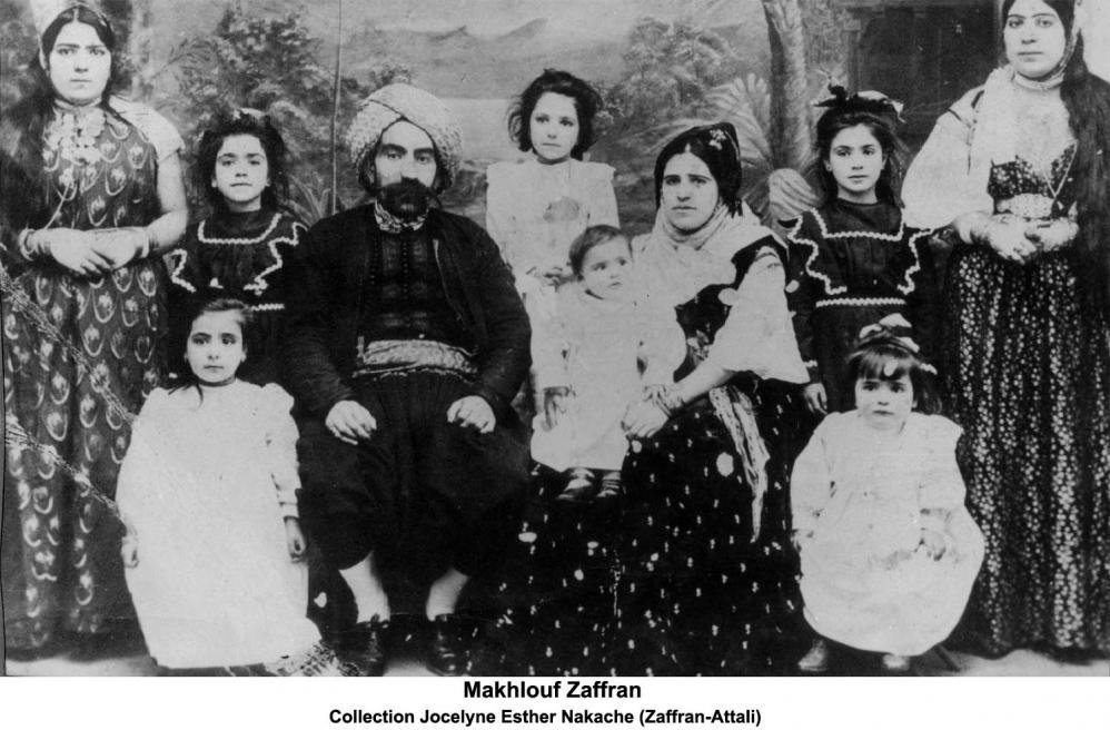Constantine makhlouf zaffran
