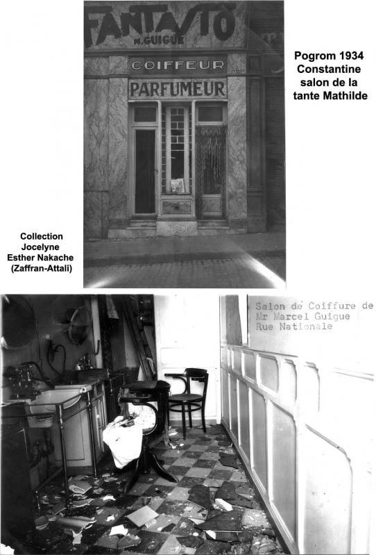Constantine pogrom 1934 1