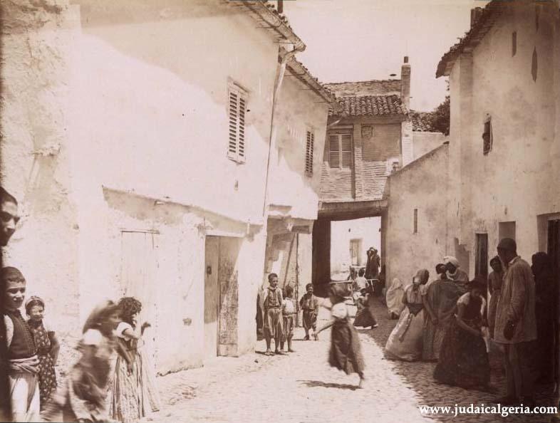 Constantine quartier juif 1