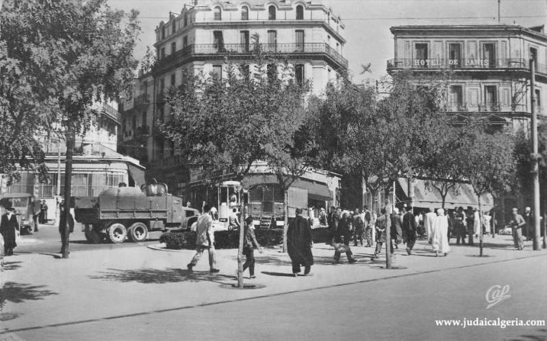 Constantine rue brunache et caraman