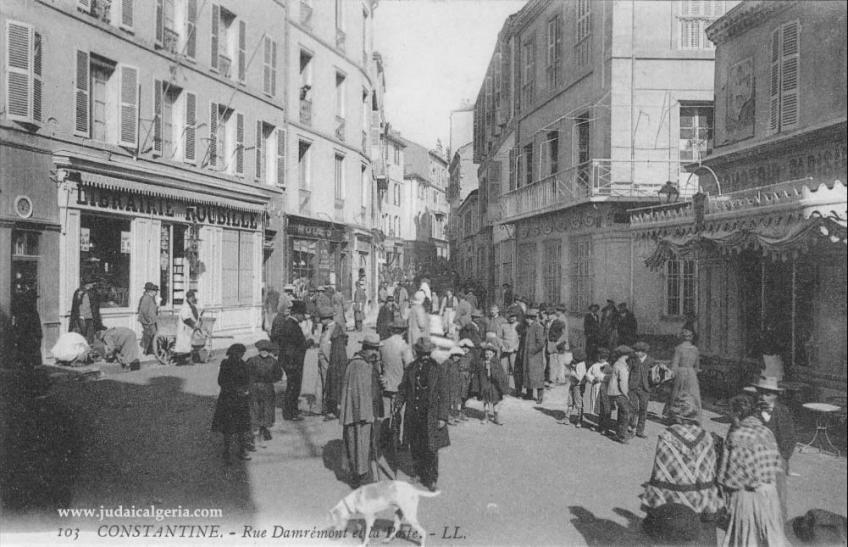 Constantine rue danremont