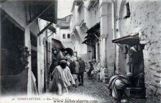Constantine rue vieux 5
