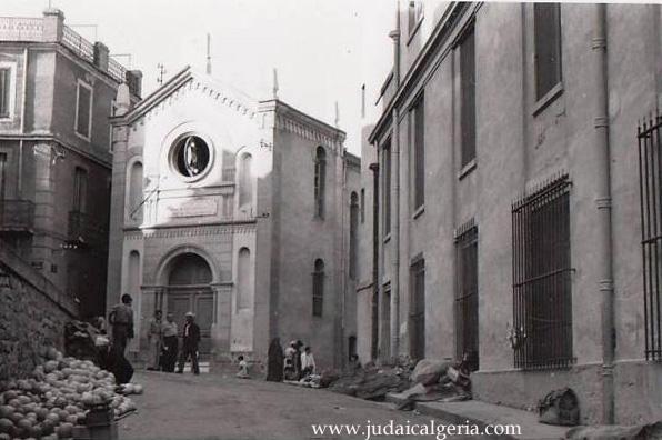 Constantine synagogue