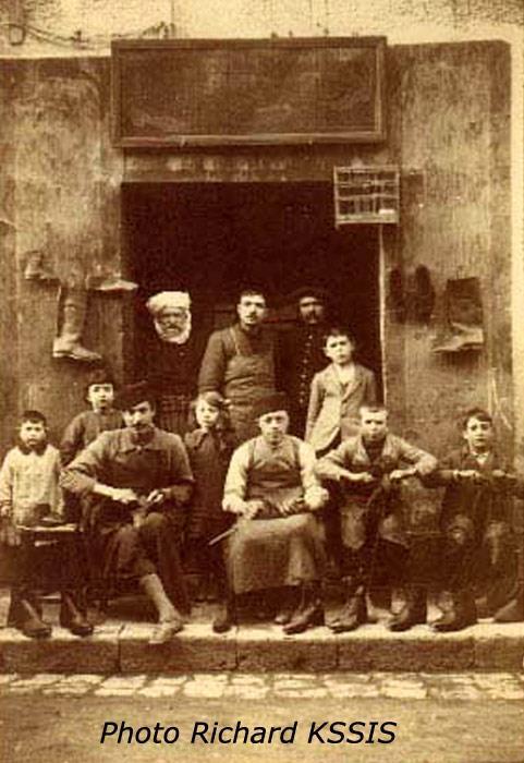 Cordonnerie aiche 3 rue rovigo 1895