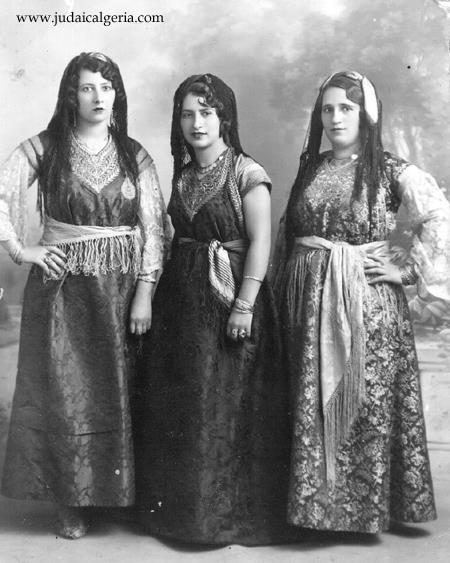 Costumes femmes juives copy