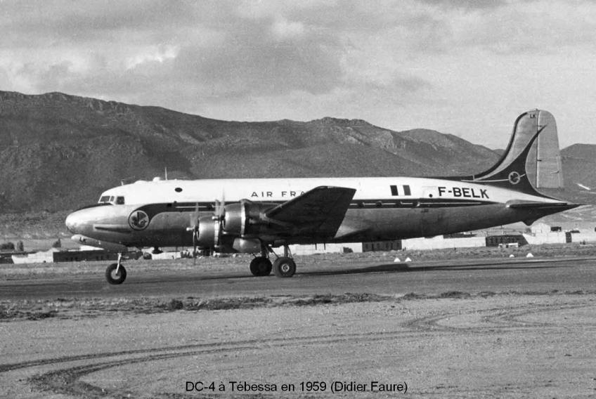 Dc4 a tebessa 1959