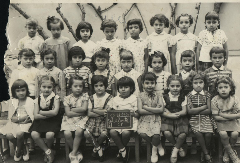 Ecole libert josette 1956 2 1