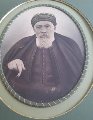 Elie benguigui grand rabbin de saida
