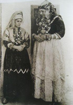 Famille juive haut atlas