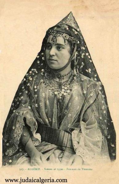Femme de tlemcen