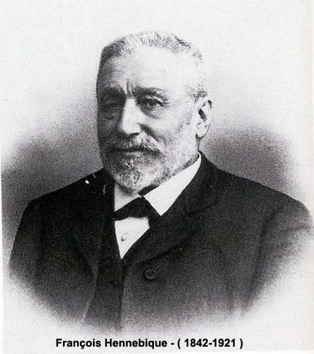 Francois hennebique ingenieur