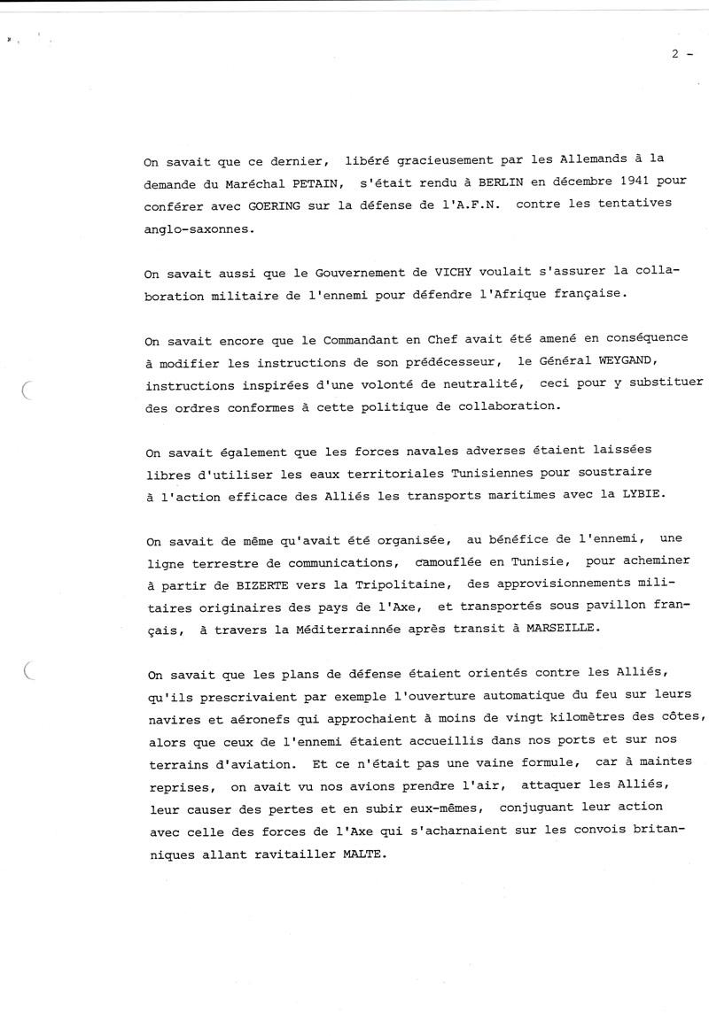 General jousse page 2