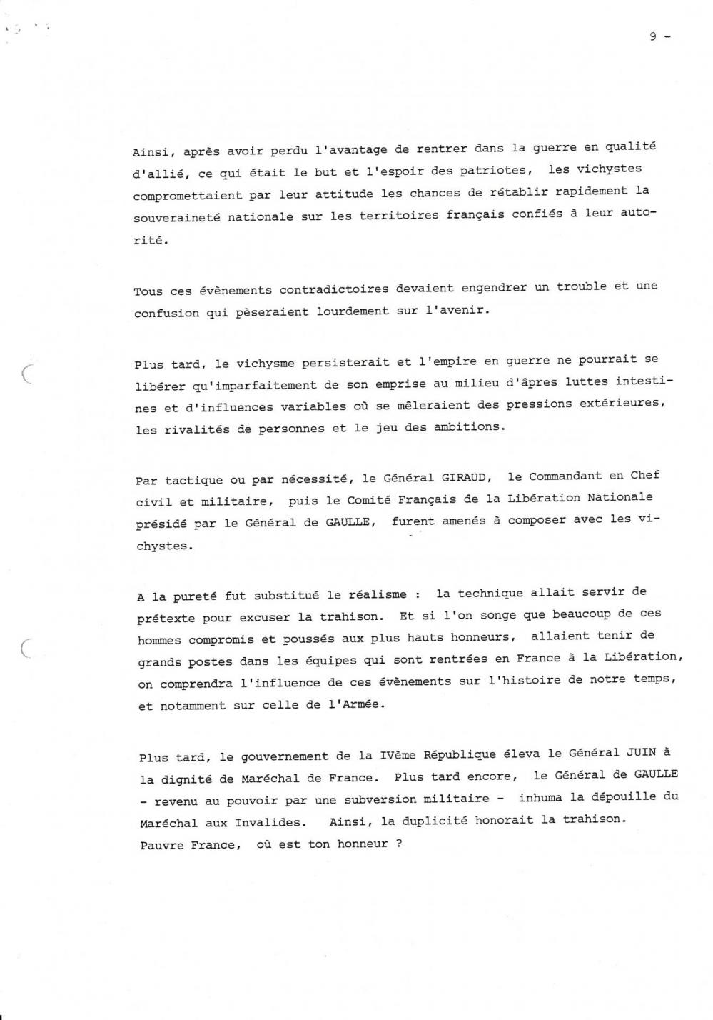 General jousse page9