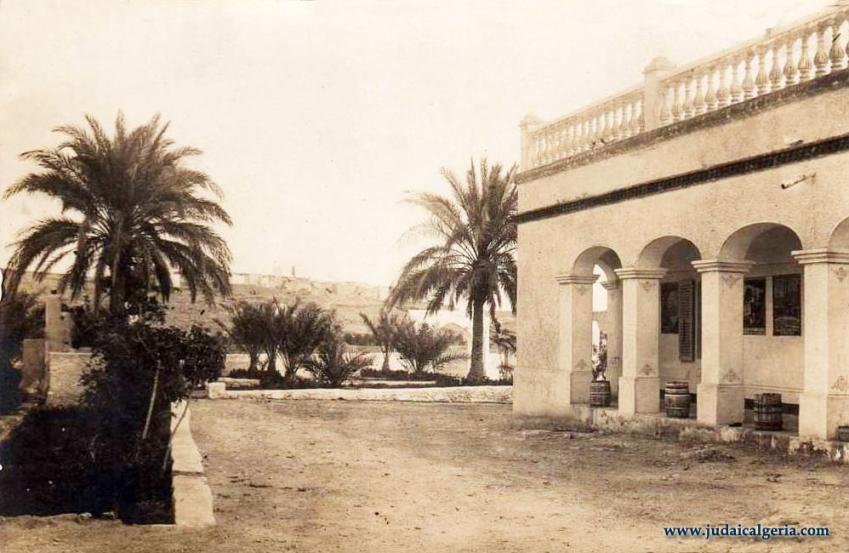 Ghardaia hotel du mzab