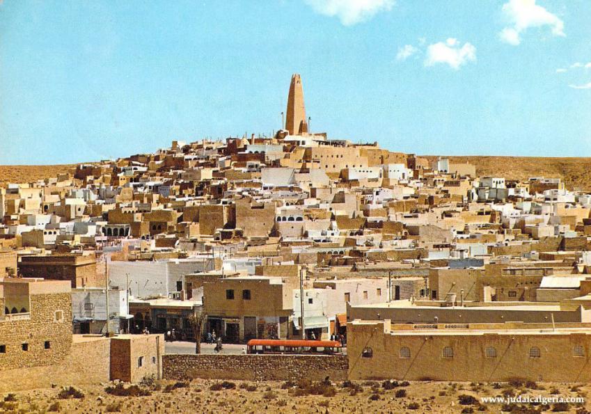 Ghardaia vue generale