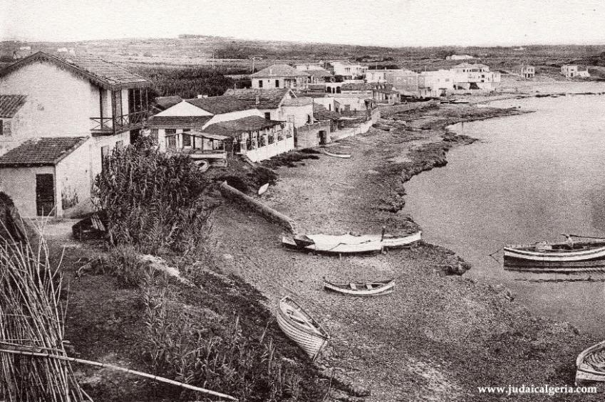 Guyotville plage de la madrague photo ancienne 1