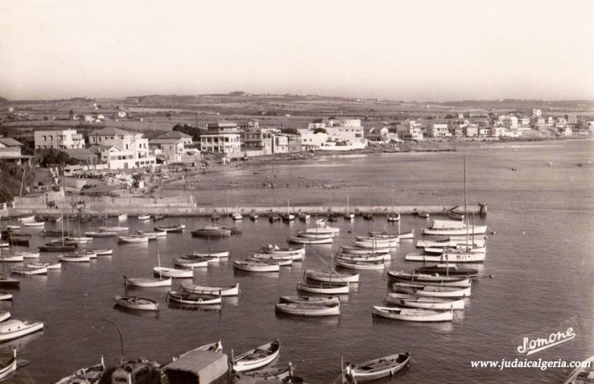 Guyotville port de la madrague