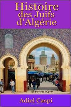 Histoire des juifs d algerie