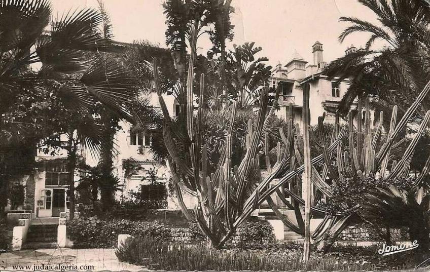 Hotel saint georges et jardins