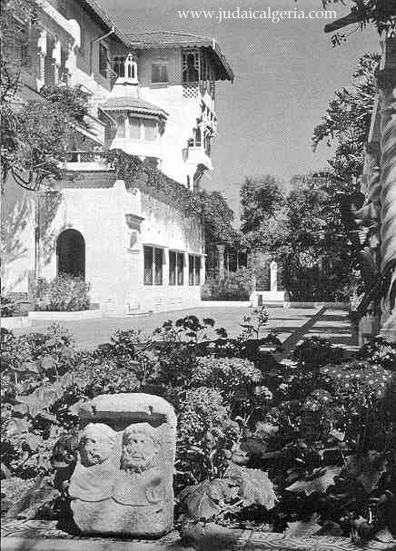 Hotel saint georges et ses jardins