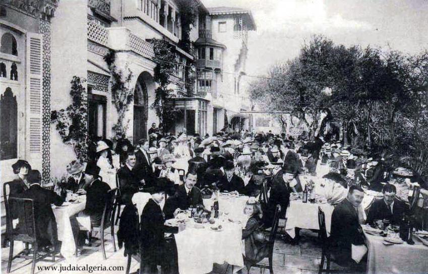 Hotel saint georges la terrasse