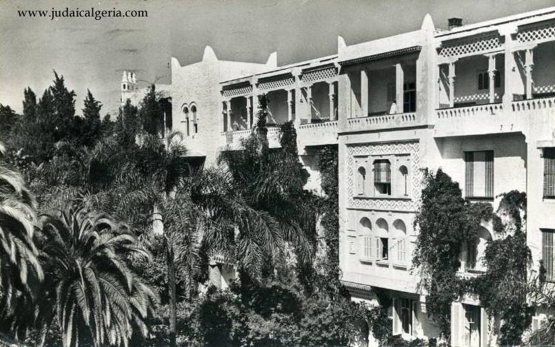 Hotel saint georges vue generale 1