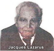 Jacques lazarus