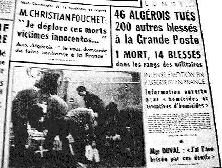 Journal d alger 27 mars 1962