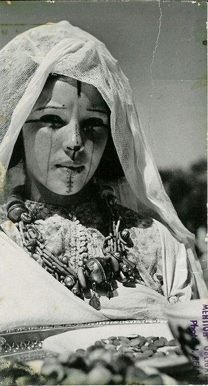 Juive berbere 1930