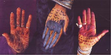 La grande lessive mains tatouees