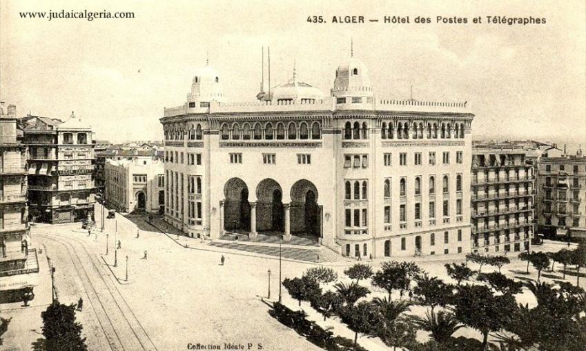 La grande poste 1911