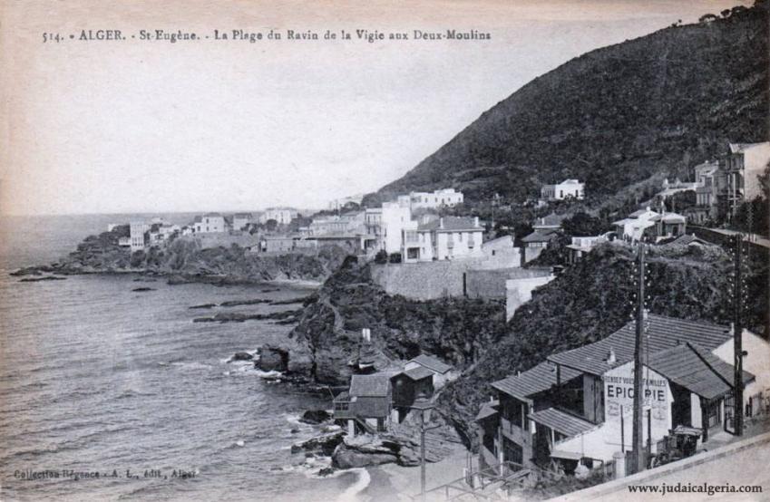 La plage du ravin de la vigie aux deux moulins