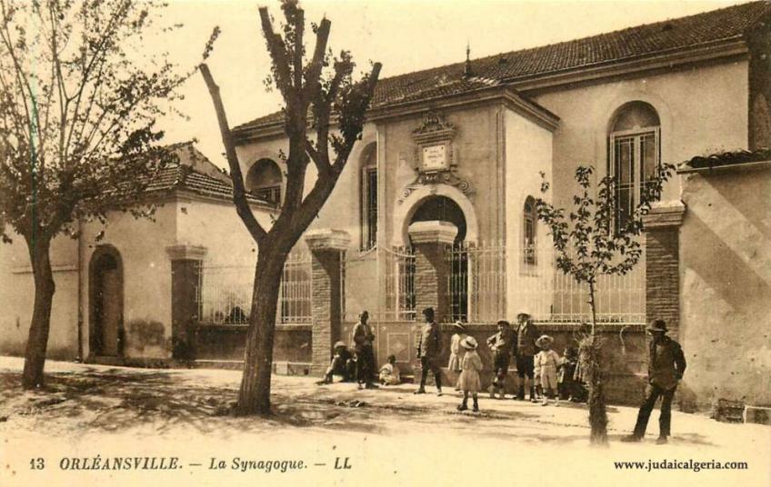 La synagogue d orleansville2 1