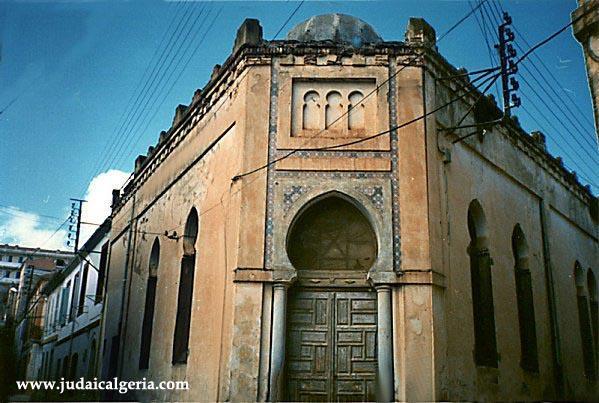 La synagogue de medea