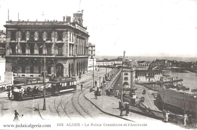 Le palais consulaire et l amiraute