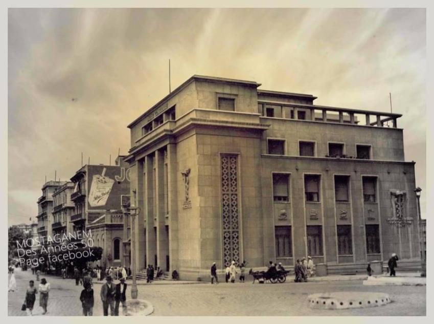 Mostaganem le palais consulaire