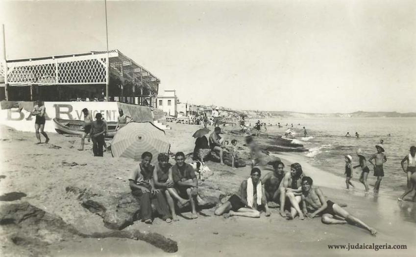 Oran ain el turck la plage