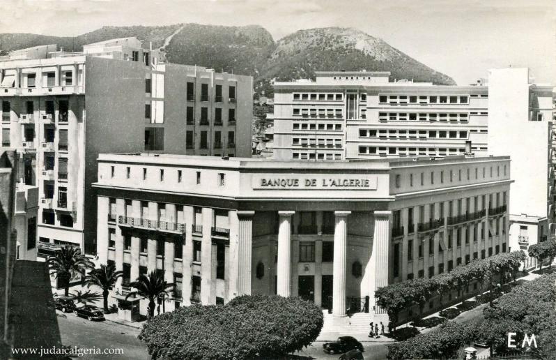 Oran banque de l algerie