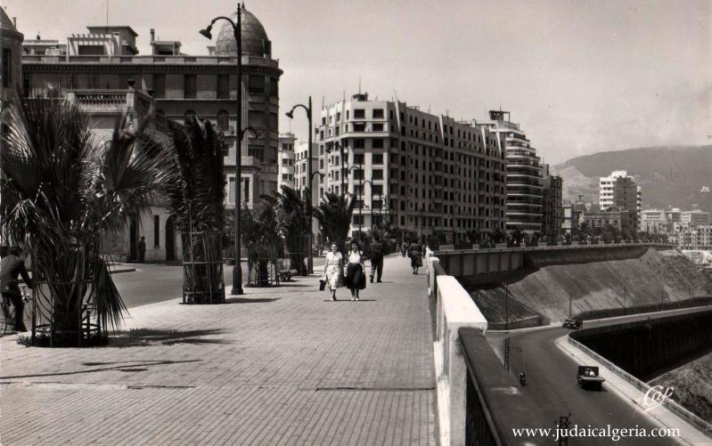 Oran boulevard du front de mer 1