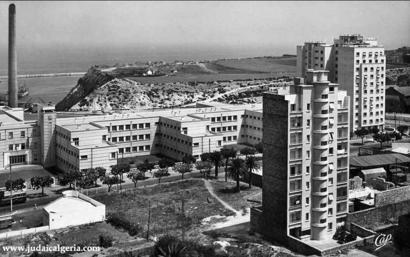 Oran college moderne de jeunes filles
