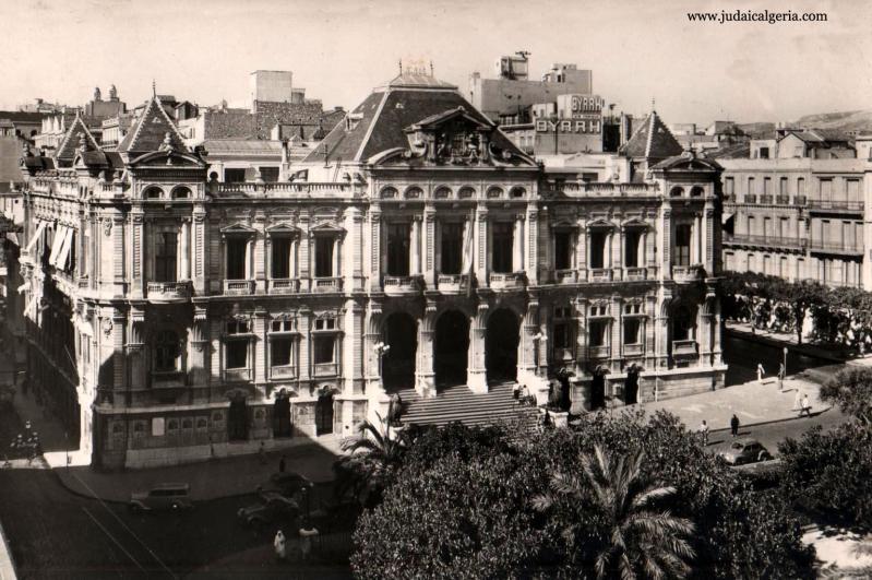 Oran la mairie