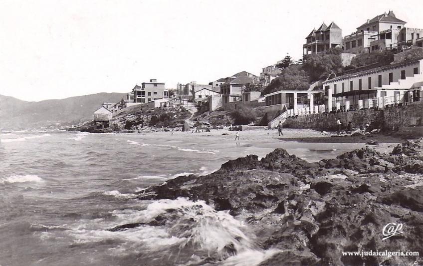 Oran la plage de ain al turck