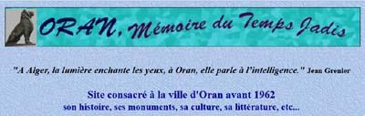 Oran memoire