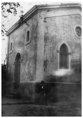 Oran synagogue villa benichou