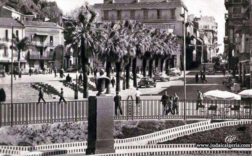 Philippeville avenue clemenceau