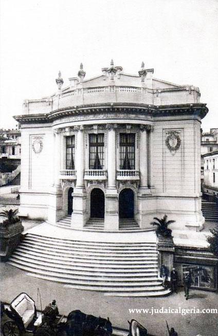 Philippeville le theatre