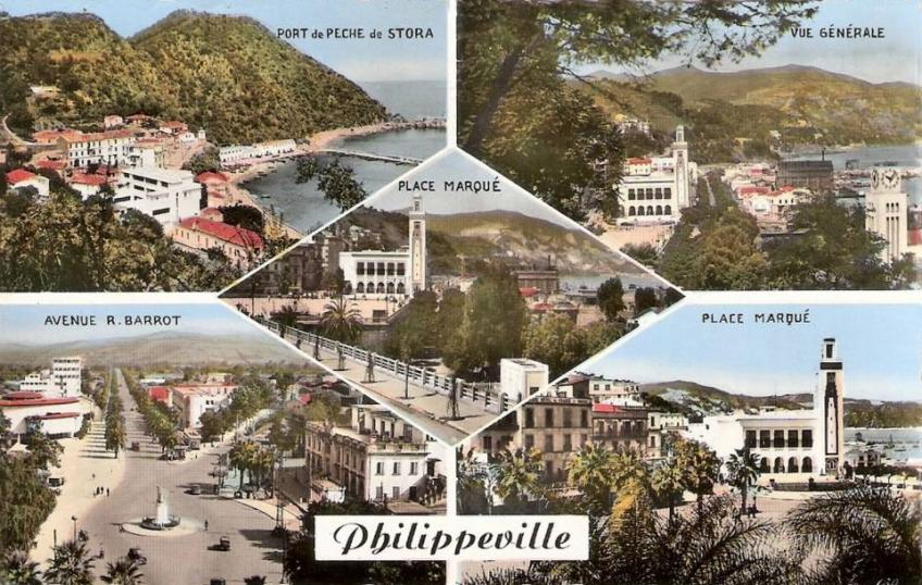 Philippeville vues multiples