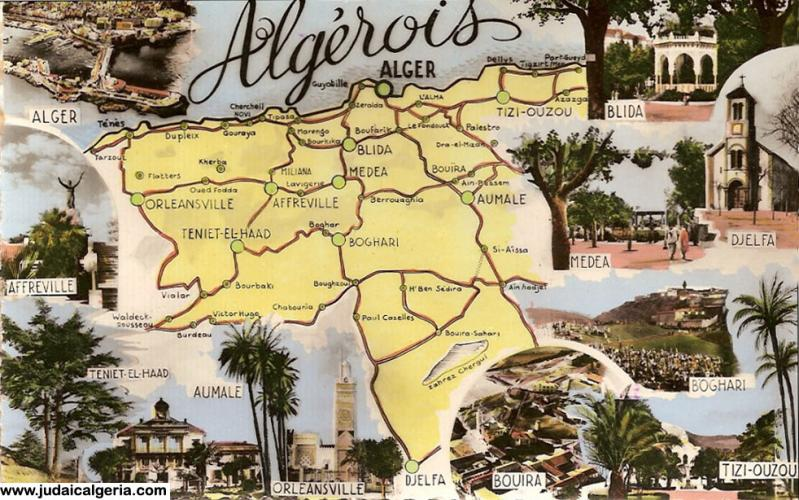 Region de l algerois