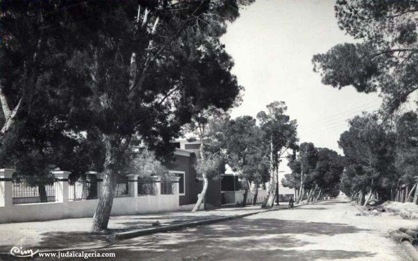 Relizane boulevard du fortin